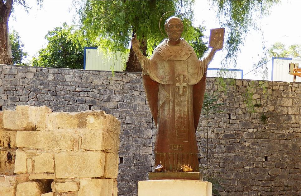 Миры Ликийские - место святительства Николая