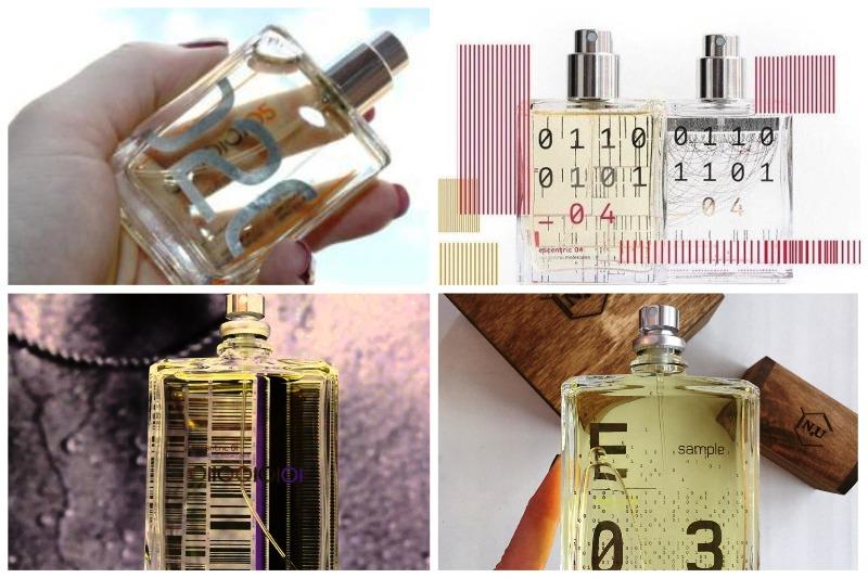 Четыре  бинарных аромата