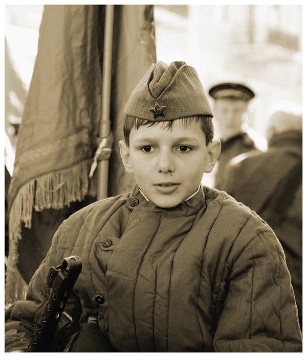 Во время войны было много судеб, похожих на историю Вани Солнцева