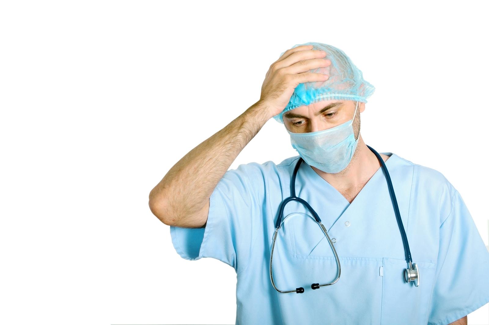 Ошибки врачей дорого обходятся пациентам