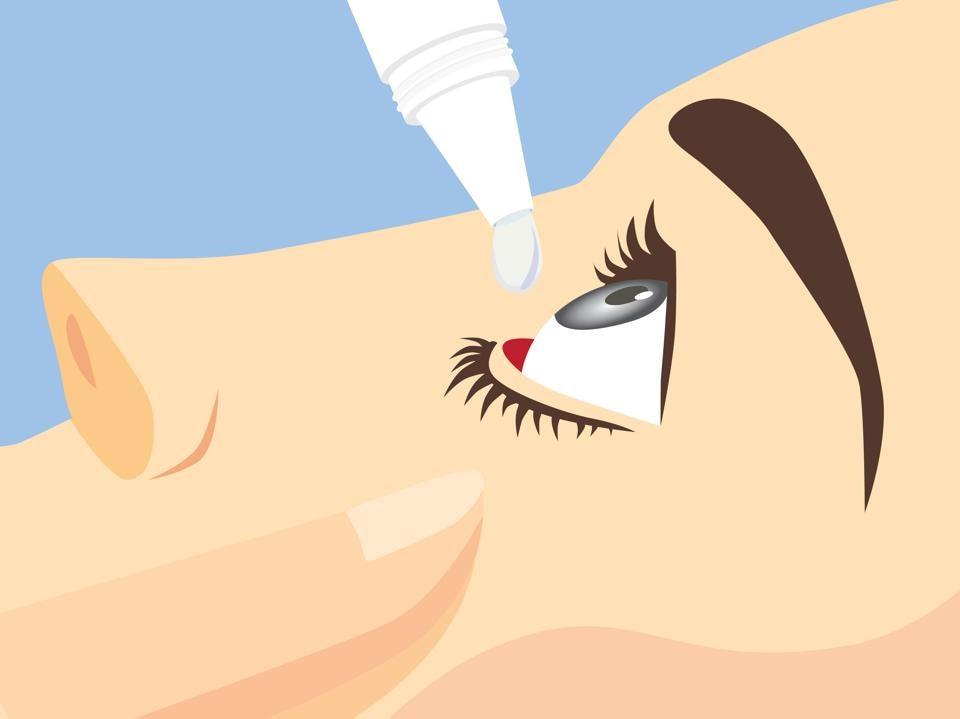 Глазные капли Актипол – режим дозирования