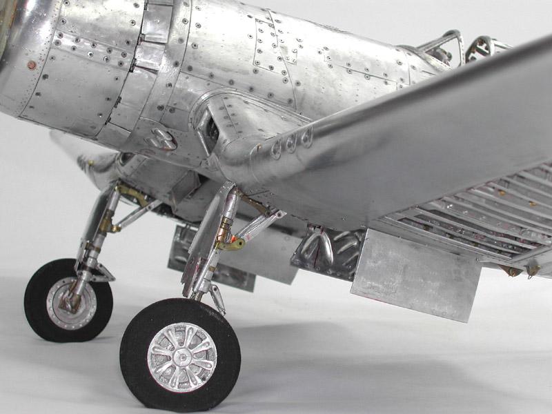 Алюминиевые сплавы во многом обязаны своему появлению именно авиастроению