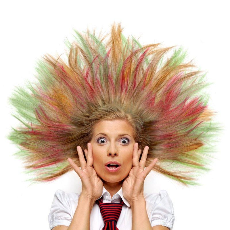 """""""Волосы дыбом"""" являются реакцией физиологии на опасность"""