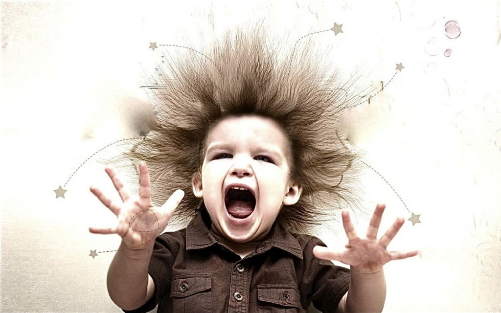 """""""Волосы дыбом"""" встают в момент критического эмоционального возбуждения"""