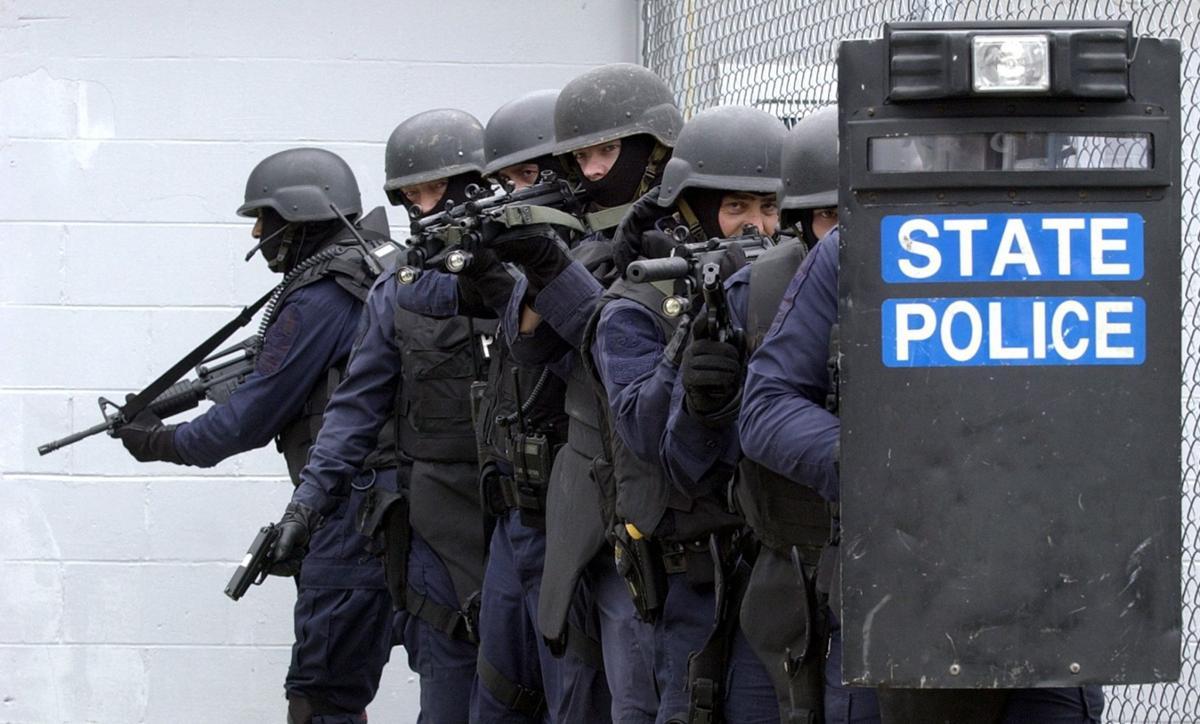 Полицейское государство всегда опирается на общественную элиту