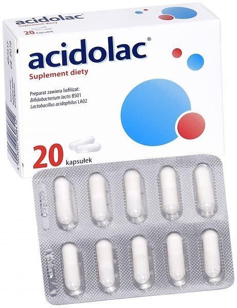 Ацидолак - полезный и вкусный препарат