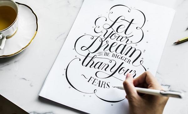 Как каллиграфия влияет на человека