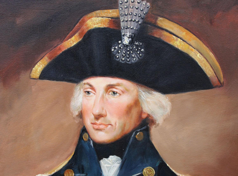 Нельсон адмирал картинки