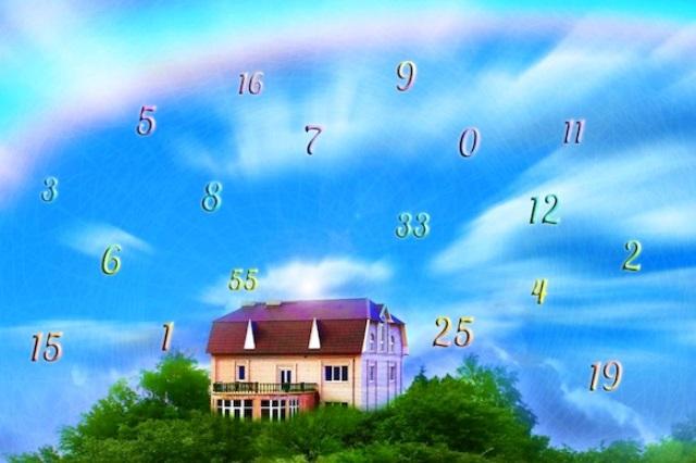 цифры, связанные с квартирой