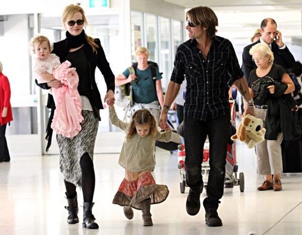 Семья и дети Николь Кидман