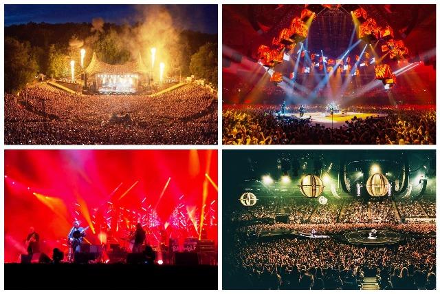 Концертные площадки Москвы