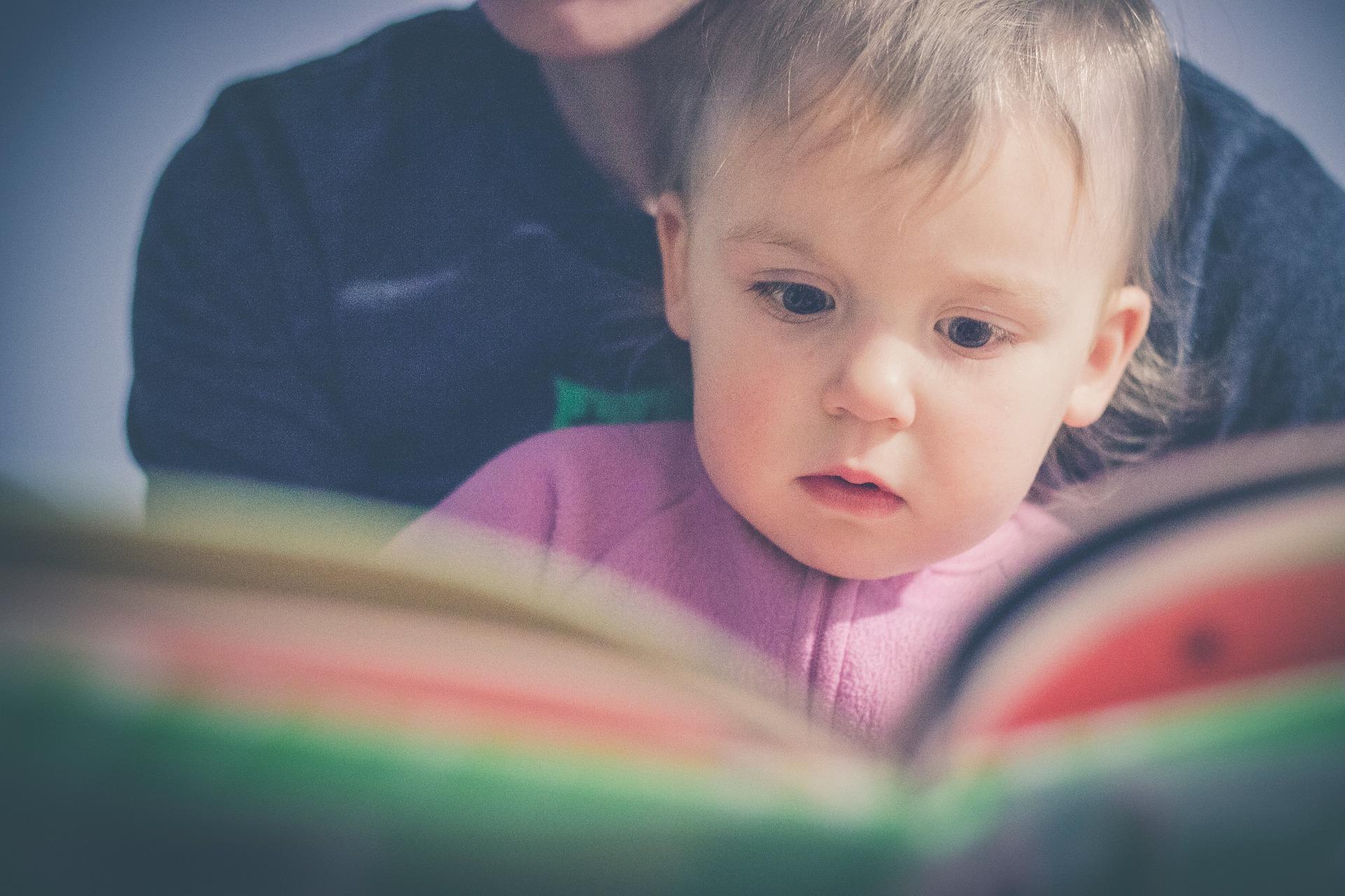 запуск речи ребенка