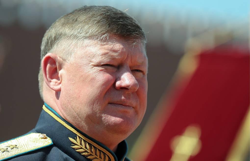 Генерал лейтенант андрея сердюкова фото