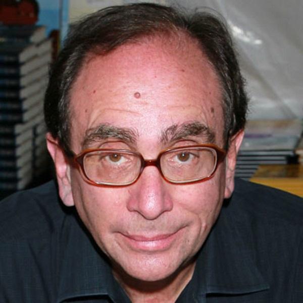 Писатель Роберт Стайн