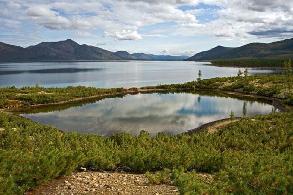 Загадки России:  Несси из озера Лабынкыр