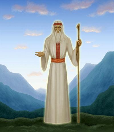 Таинственная Россия: мистическое место Белые Боги