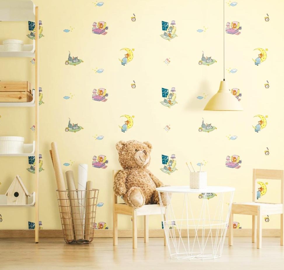 Як вибрати шпалери для дитячої: ТОП-5 безпечних матеріалів