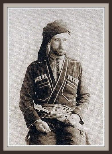 Георгий Александрович Романов в Абастумани