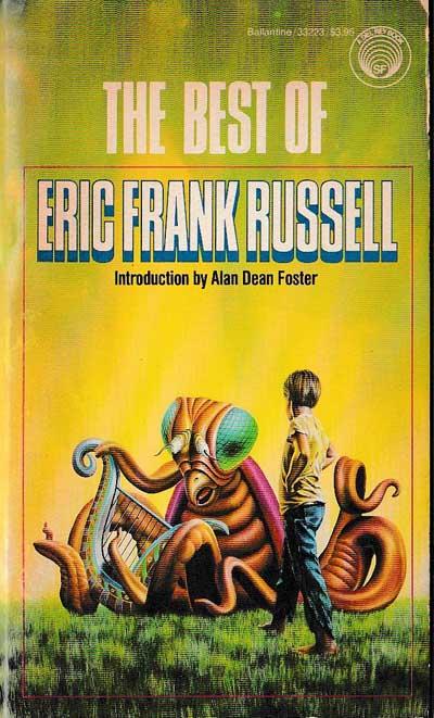 Эрик Рассел: биография, творчество, карьера, личная жизнь