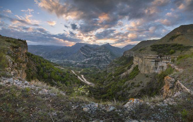 Дагестанский пейзаж