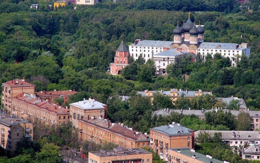 Столичный район Измайлово, где вырос Илья Сачков