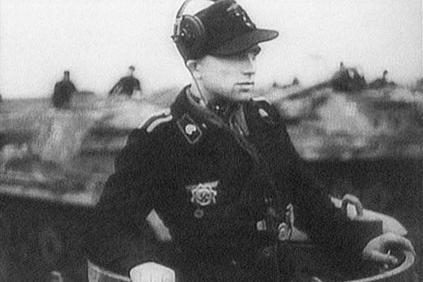 Курт Книспель, официальная немецкая хроника, 1944 год. Фото: russian7.ru
