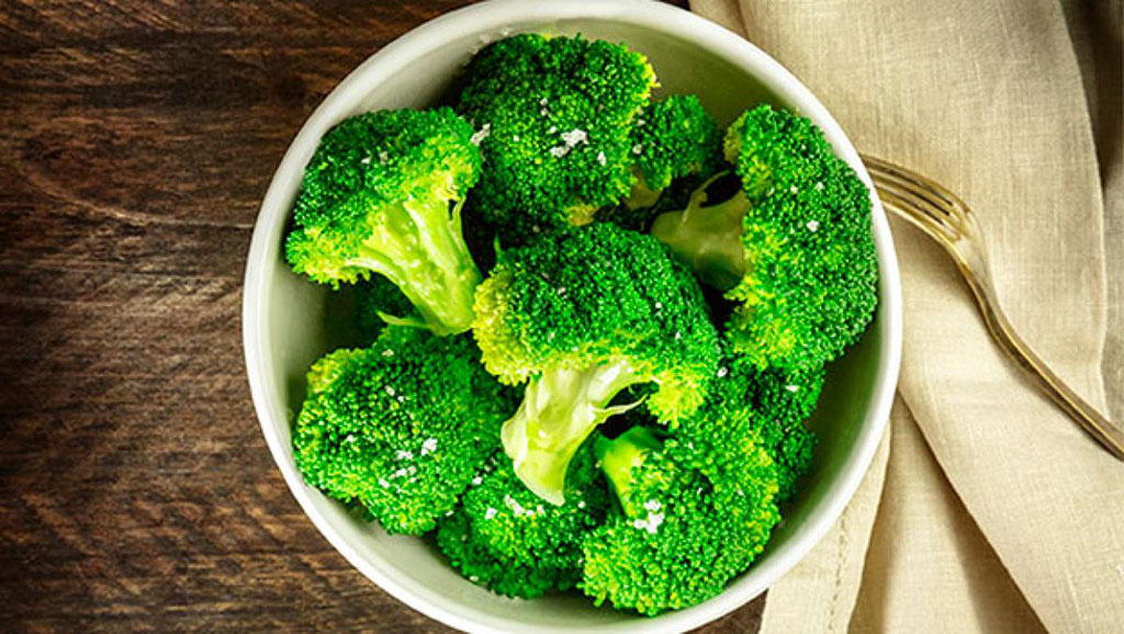 Чем полезен брокколи при диете