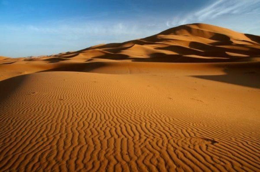 Интересные факты про пустыню