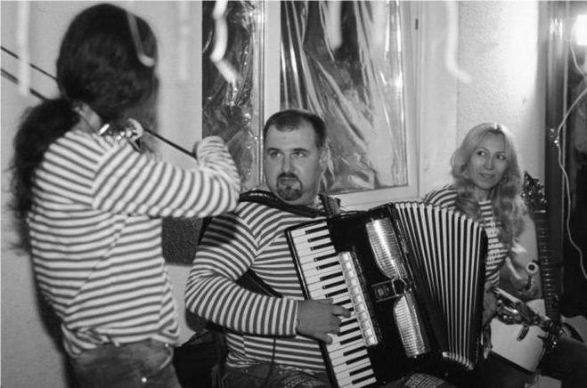 Музыканты Бэнд Одесса