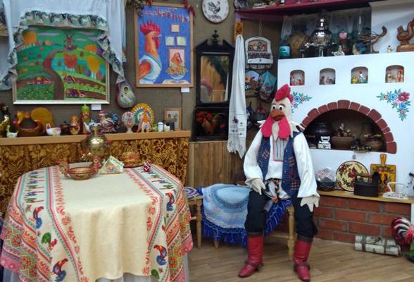 Города России: Петушки