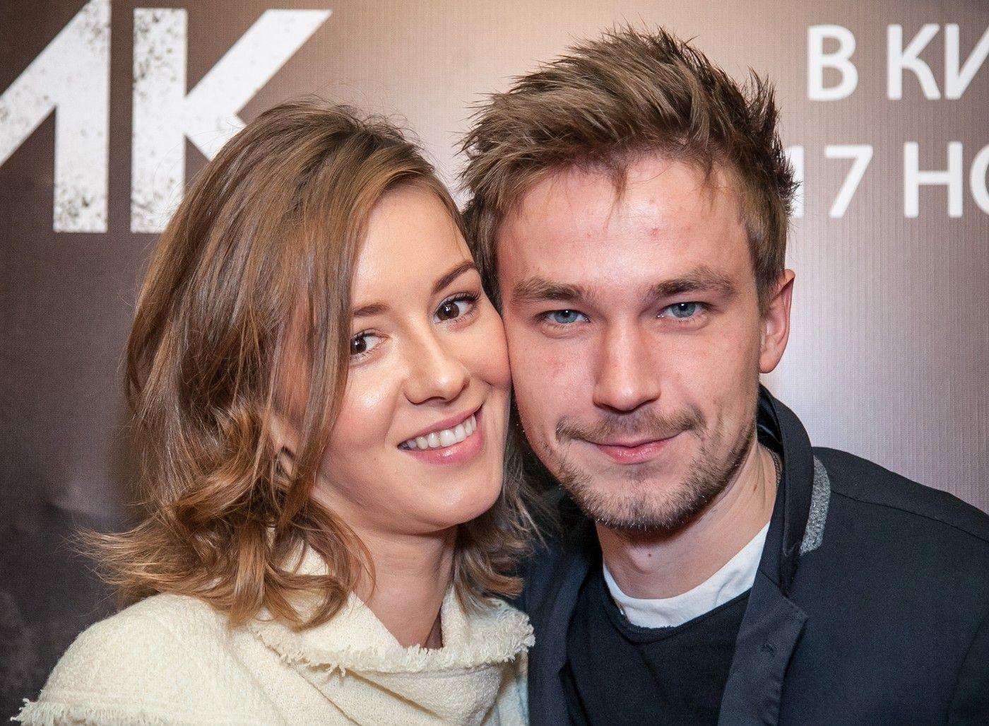 Актриса Ирина Старшенбаум и Александр Петров