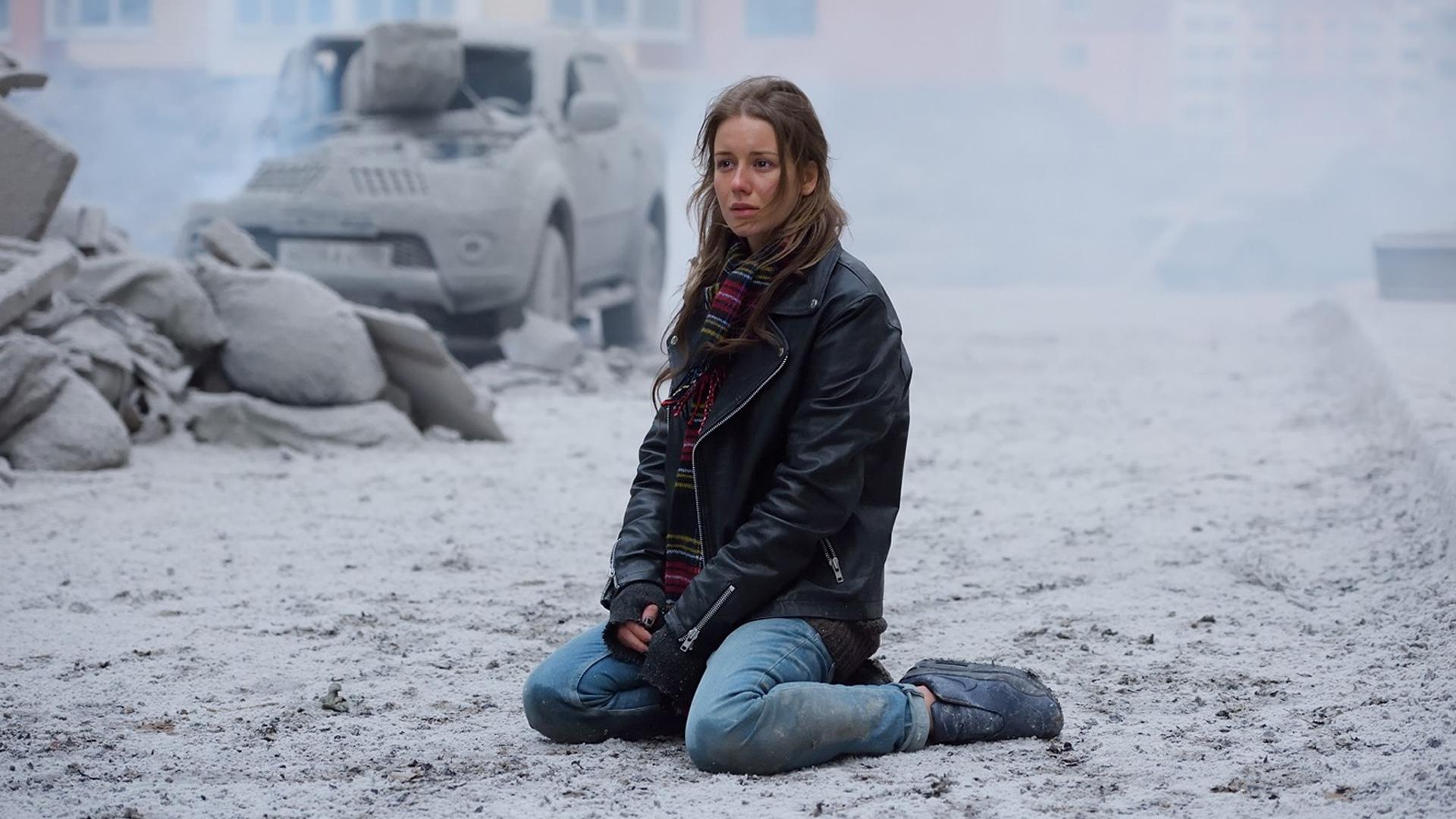 Ирина Старшенбаум в кинокартине «Притяжение»