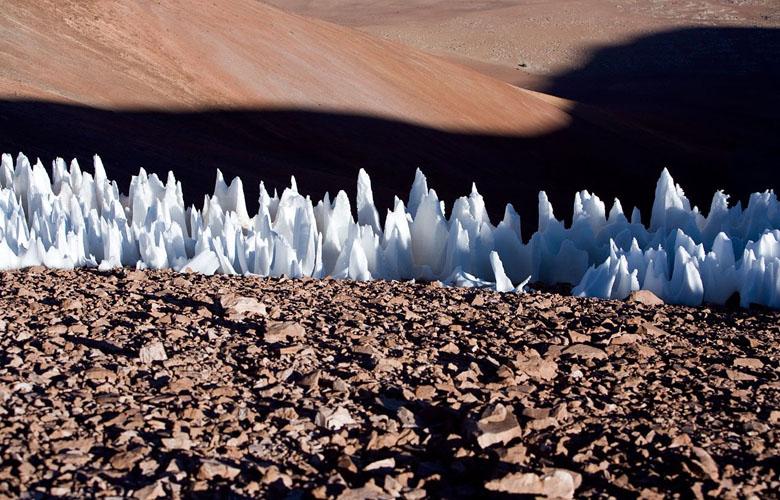Загадки планеты: кающиеся снега