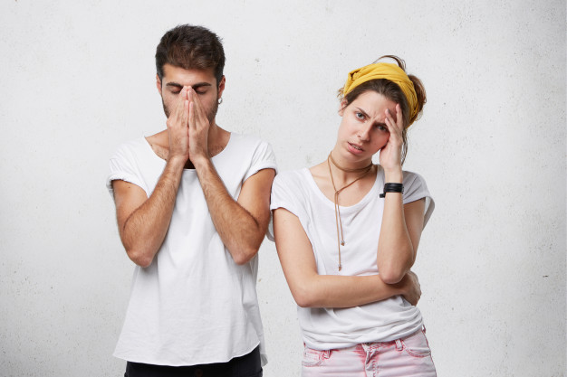 Кризис 7 лет в семейных отношениях - это кризис бытовухи