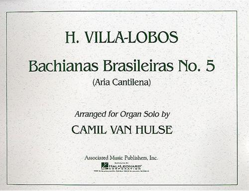 История одного шедевра: Бразильская бахиана №5