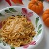 Рождественский пост: рецепт пасты с тыквенным соусом
