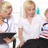 Почему увеличены лимфоузлы у ребенка