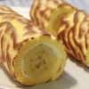 Как приготовить банановый рулет
