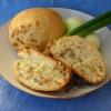 Как приготовить луковые булочки