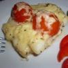 Треска под сырным соусом