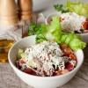 Шопский салат из овощей