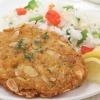 Как быстро запечь рыбу камбалу под грибным соусом в микроволновой печи
