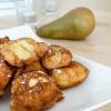 Как приготовить вкуснейшие пончики с грушей
