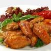 Маринованные куриные крылышки в духовке