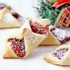 Как приготовить быстрое печенье с джемом