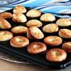 Как приготовить сырные пончики с травами