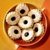 Как приготовить двойное печенье «кошачий глаз»