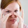 Гимнастика для глазных мышц