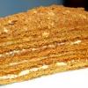 Торт «Медовик»: пошаговый рецепт