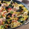 Готовим в мультиварке: паэлья с морепродуктами